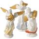 Villeroy & Boch - anielski koncert z figurkami Christmas Angels