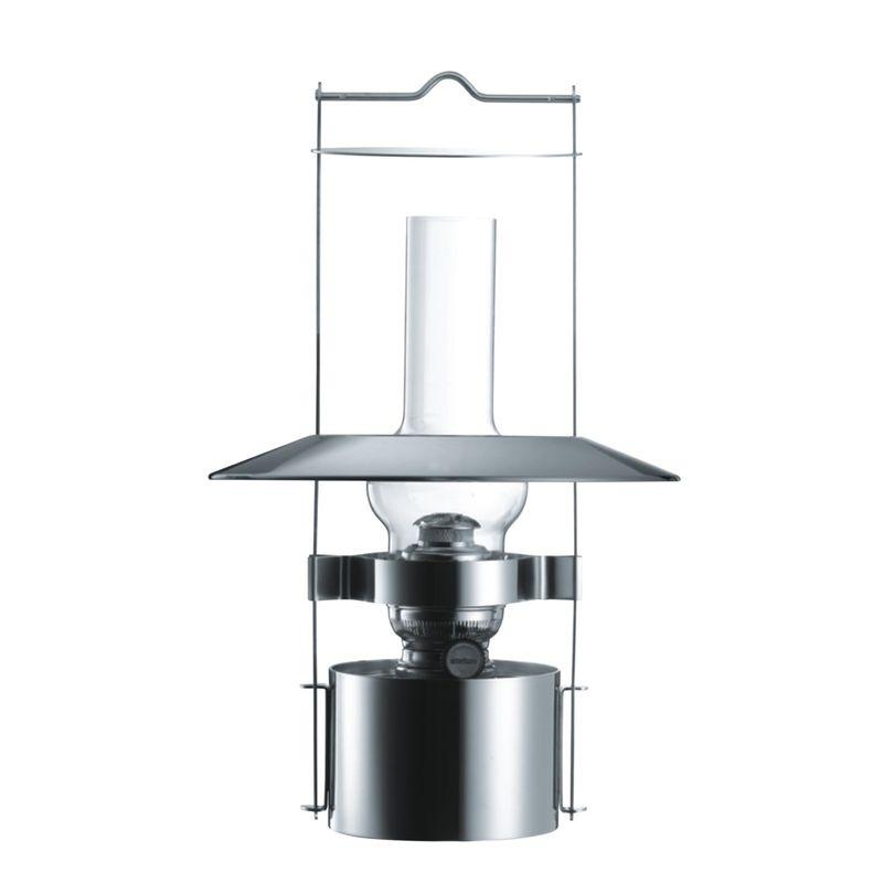 Stelton - Classic - duża lampa naftowa - wysokość: 43 cm