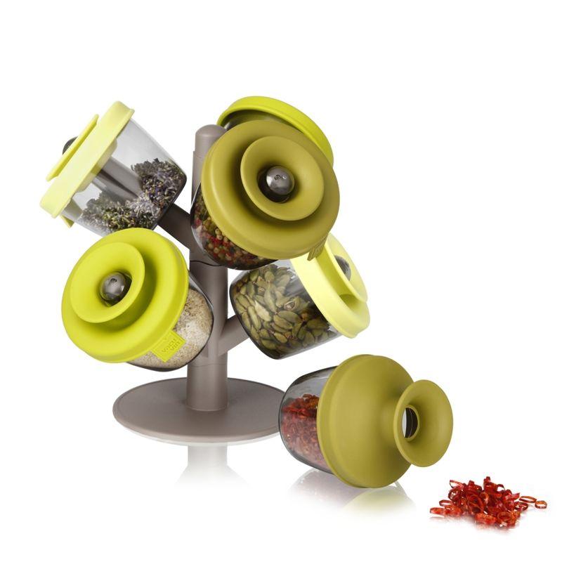 Tomorrow's Kitchen - POP - pojemniki na przyprawy - 6 sztuk
