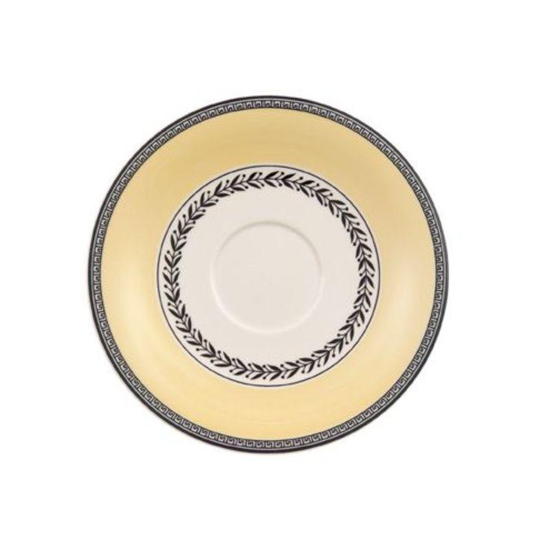Villeroy & Boch - Audun Ferme - spodek do filiżanki do kawy lub herbaty - średnica: 16 cm