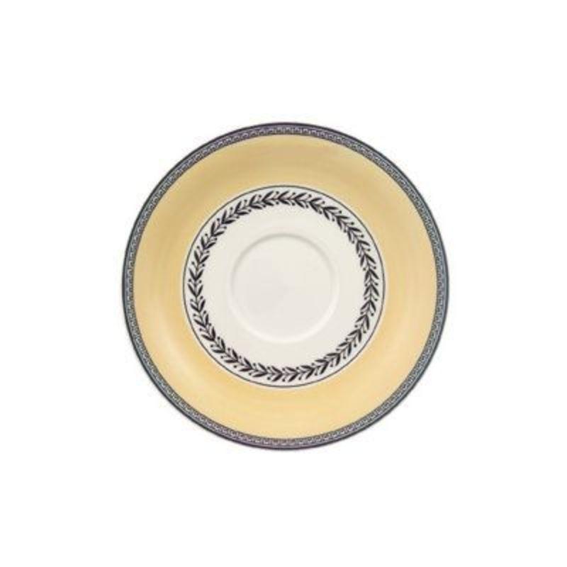 Villeroy & Boch - Audun Ferme - spodek do filiżanki do espresso - średnica: 14 cm