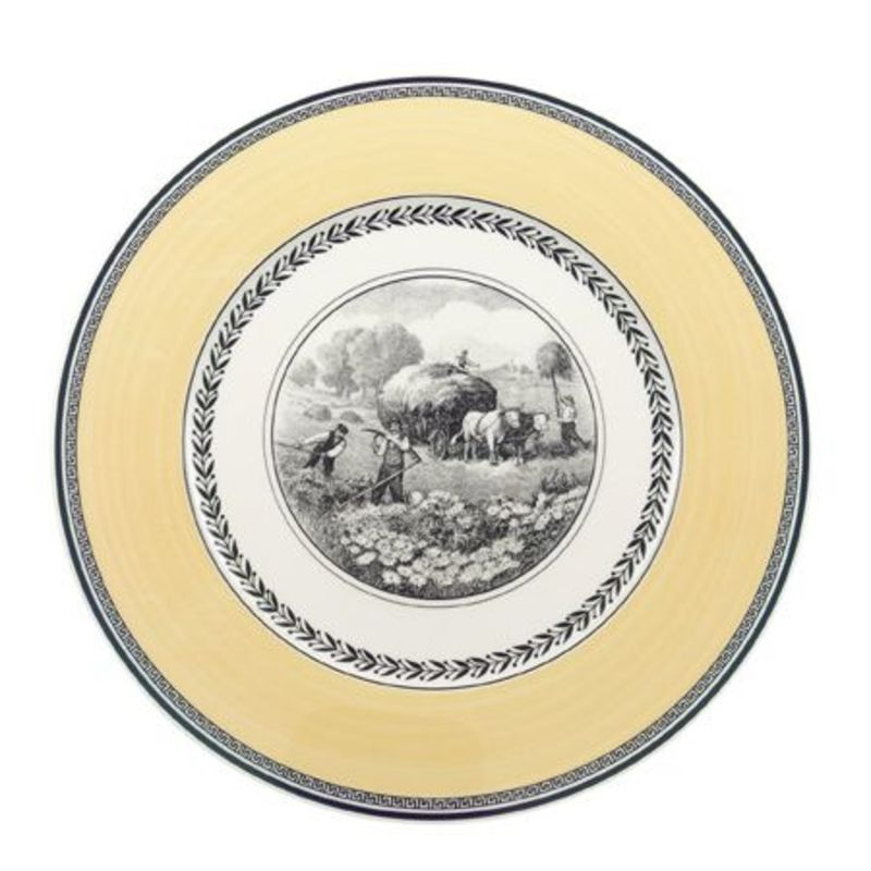 Villeroy & Boch - Audun Ferme - talerz bufetowy - średnica: 30 cm