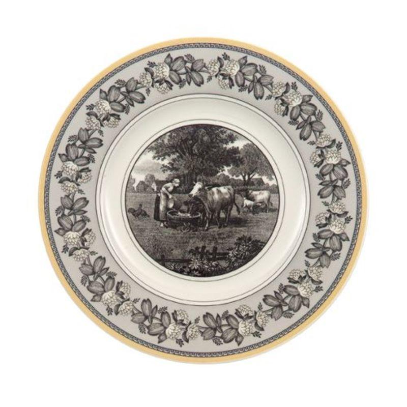 Villeroy & Boch - Audun Ferme - talerz sałatkowy - średnica: 22 cm