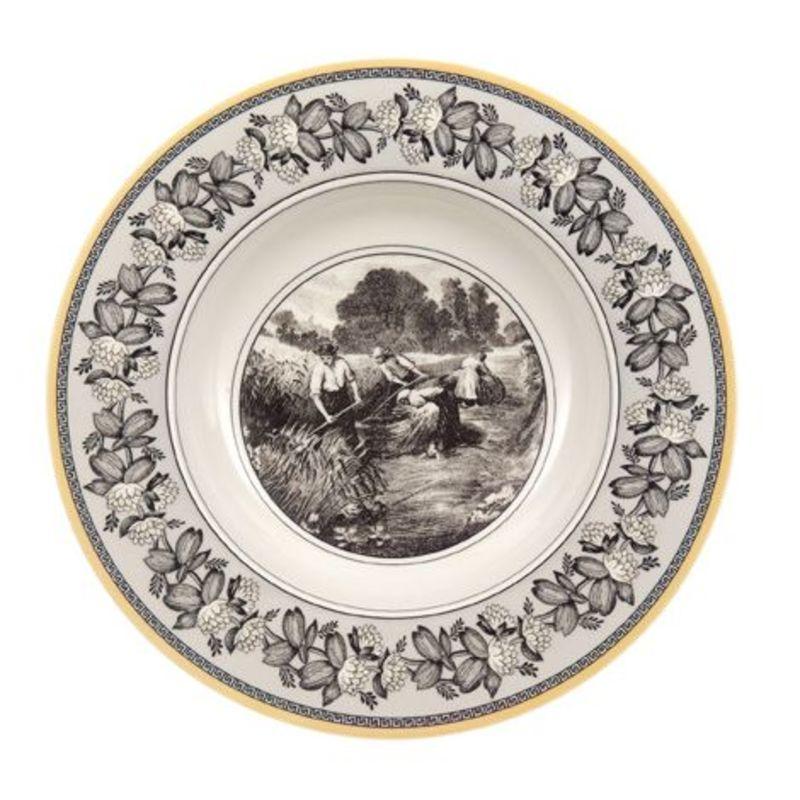 Villeroy & Boch - Audun Ferme - talerz głęboki - średnica: 24 cm