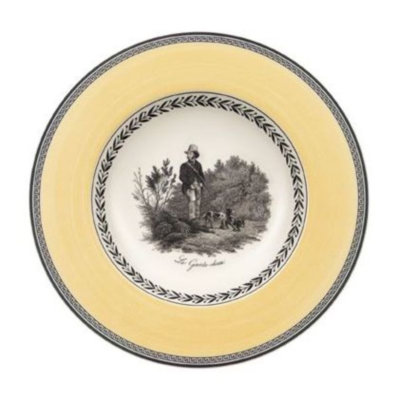 Villeroy & Boch - Audun Chasse - talerz głęboki - średnica: 24 cm