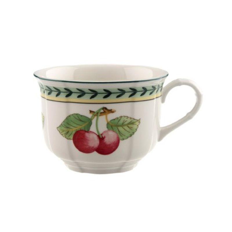 Villeroy & Boch - French Garden Fleurence - filiżanka śniadaniowa - pojemność: 0,35 l