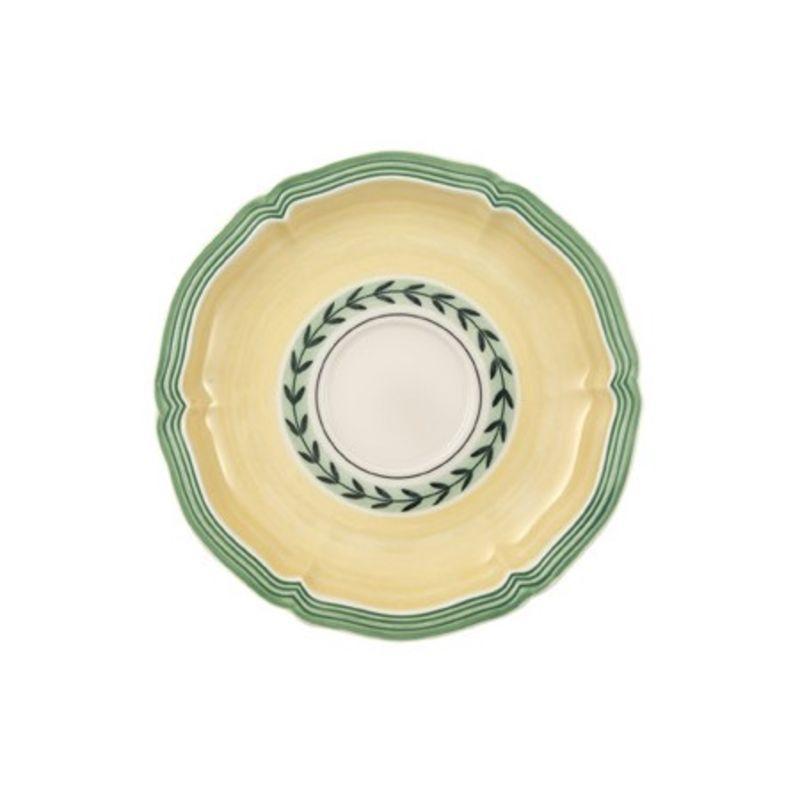 Villeroy & Boch - French Garden Fleurence - spodek do filiżanki do herbaty / kawy - średnica: 15 cm