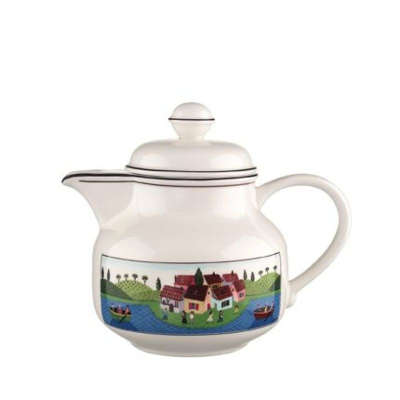 Villeroy & Boch - Design Naif - dzbanek do herbaty - pojemność: 0,9 l