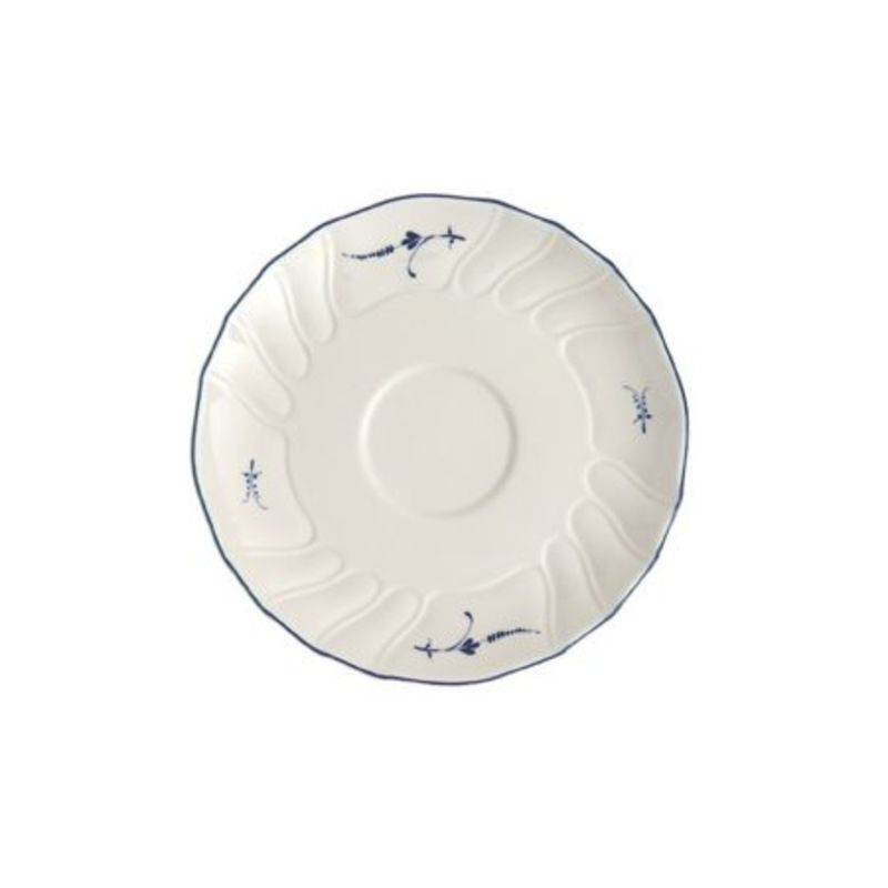 Villeroy & Boch - Old Luxembourg - spodek do filiżanki do kawy - średnica: 14 cm
