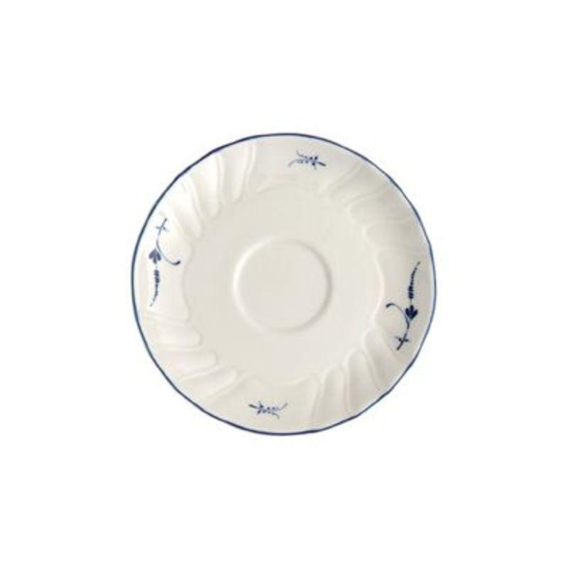 Villeroy & Boch - Old Luxembourg - spodek do filiżanki do espresso - średnica: 12 cm