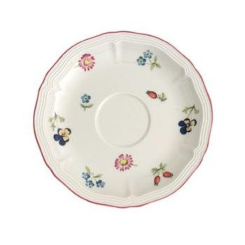 Villeroy & Boch - Petite Fleur - spodek do filiżanki do kawy - średnica: 15 cm