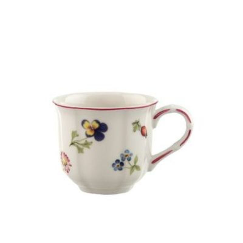 Villeroy & Boch - Petite Fleur - filiżanka do espresso - pojemność: 0,1 l
