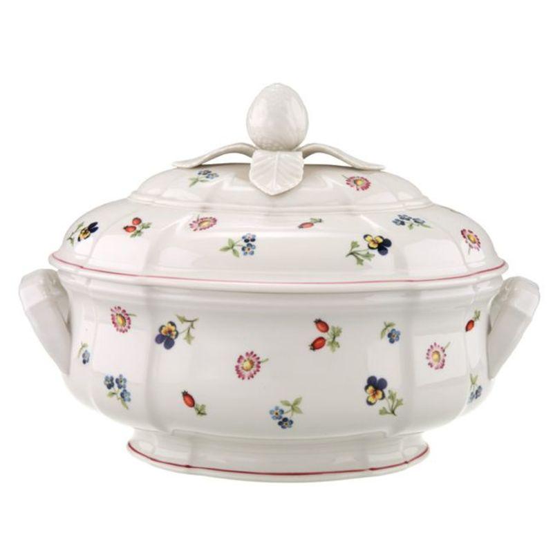 Villeroy & Boch - Petite Fleur - waza na zupę - pojemność: 2,5 l