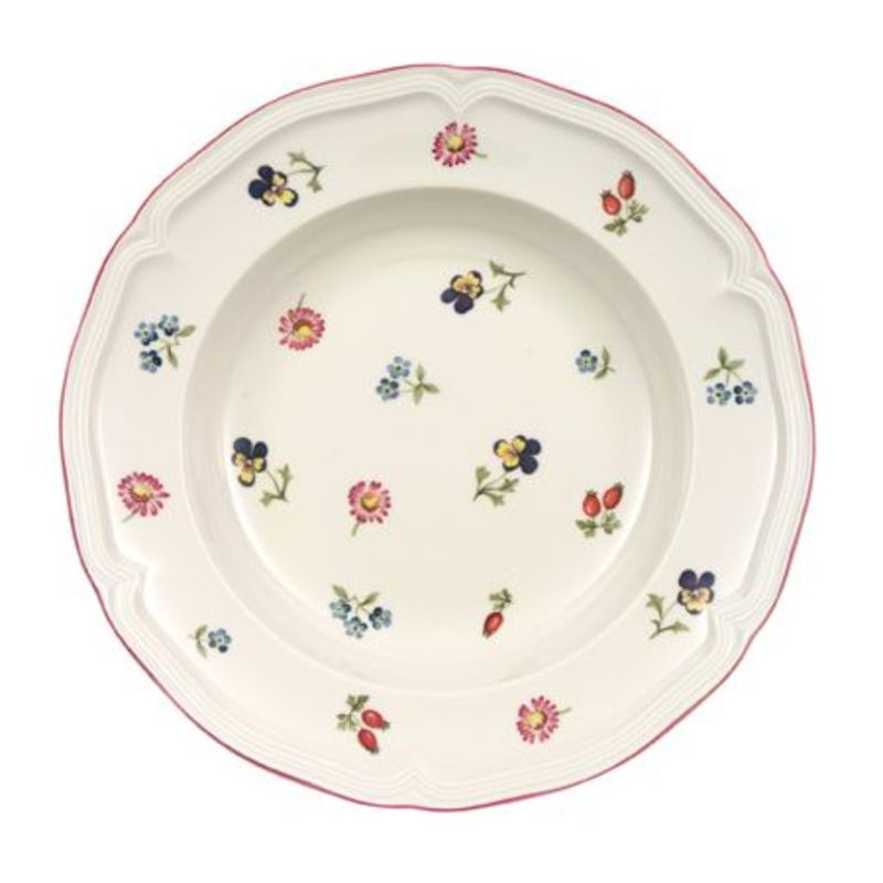 Villeroy & Boch - Petite Fleur - talerz głęboki - średnica: 23 cm