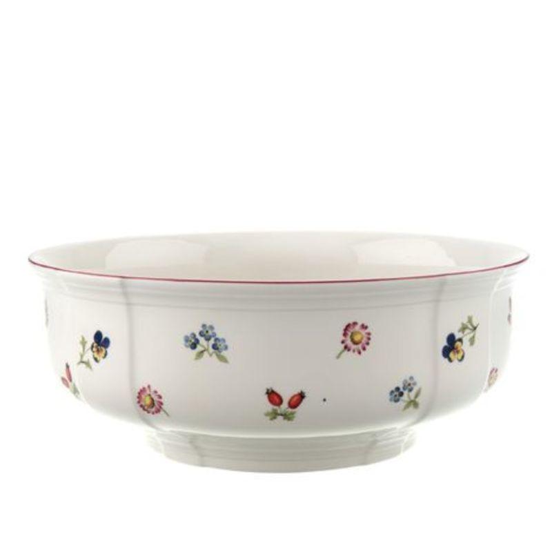 Villeroy & Boch - Petite Fleur - miska sałatkowa - średnica: 25 cm