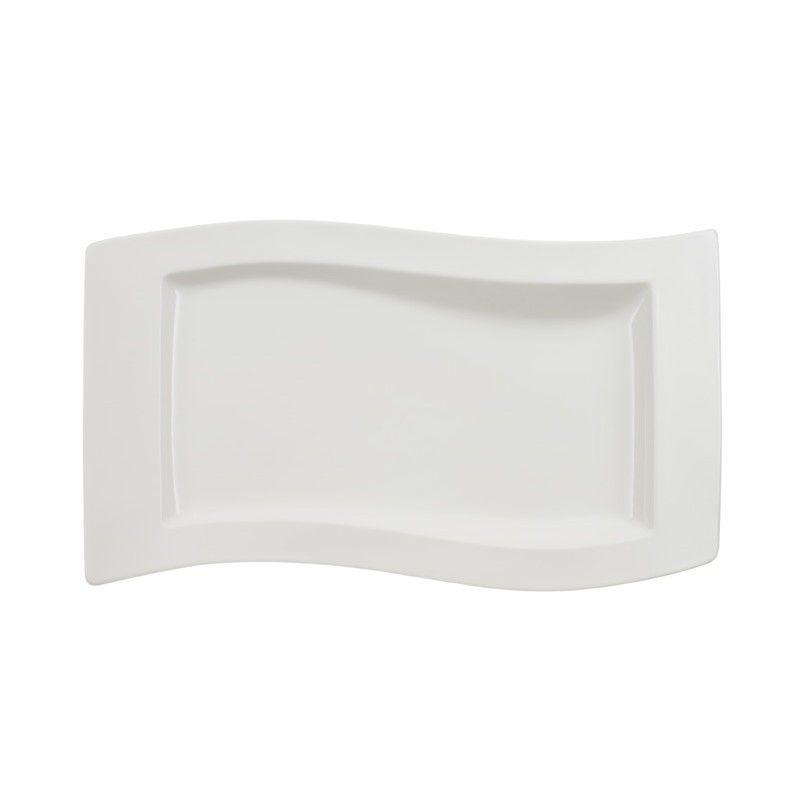 Villeroy & Boch - New Wave - duży talerz do serwowania - wymiary: 49 x 30 cm