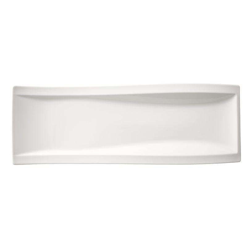 Villeroy & Boch - New Wave - półmisek na przystawki - wymiary: 42 x 15 cm