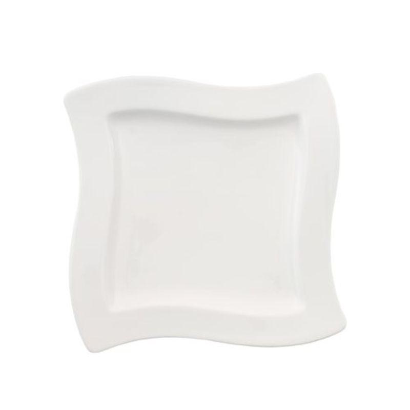 Villeroy & Boch - New Wave - talerz sałatkowy - wymiary: 24 x 24 cm