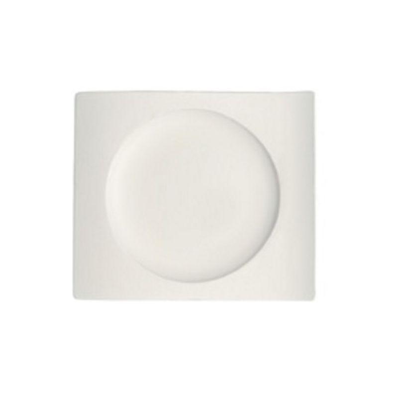 Villeroy & Boch - New Wave - talerz sałatkowy - wymiary: 24 x 22 cm
