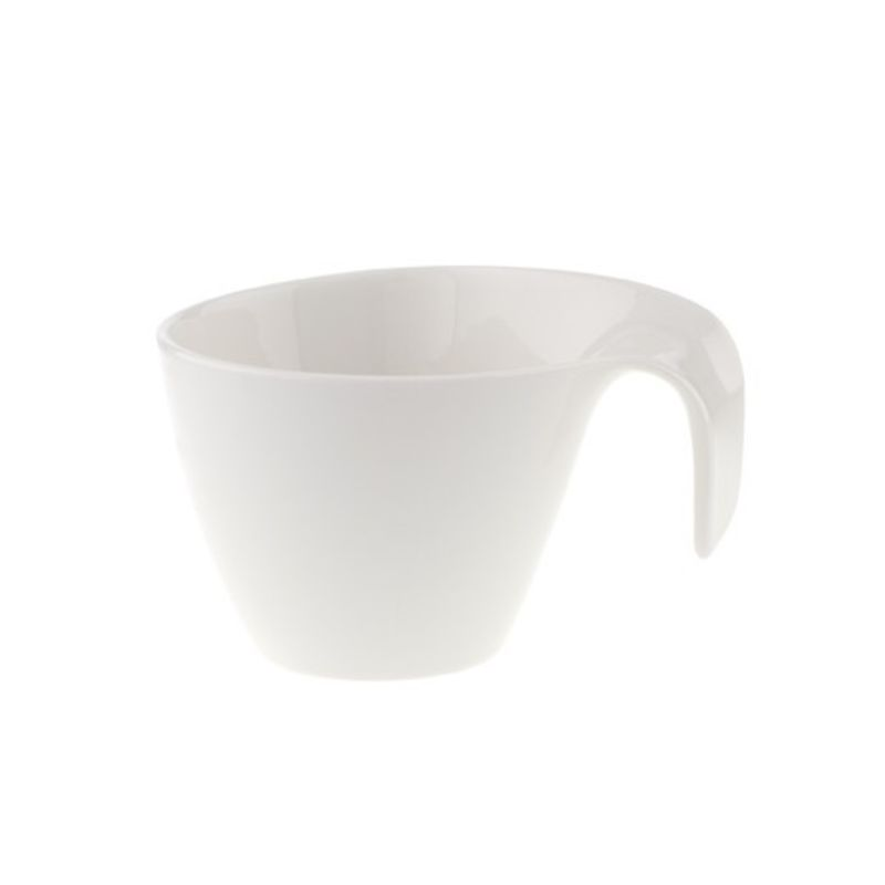 Villeroy & Boch - Flow - filiżanka śniadaniowa - pojemność: 0,38 l