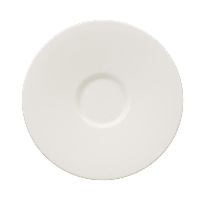 Villeroy & Boch - Caffé Club - spodek do filiżanki do białej kawy - średnica: 17 cm