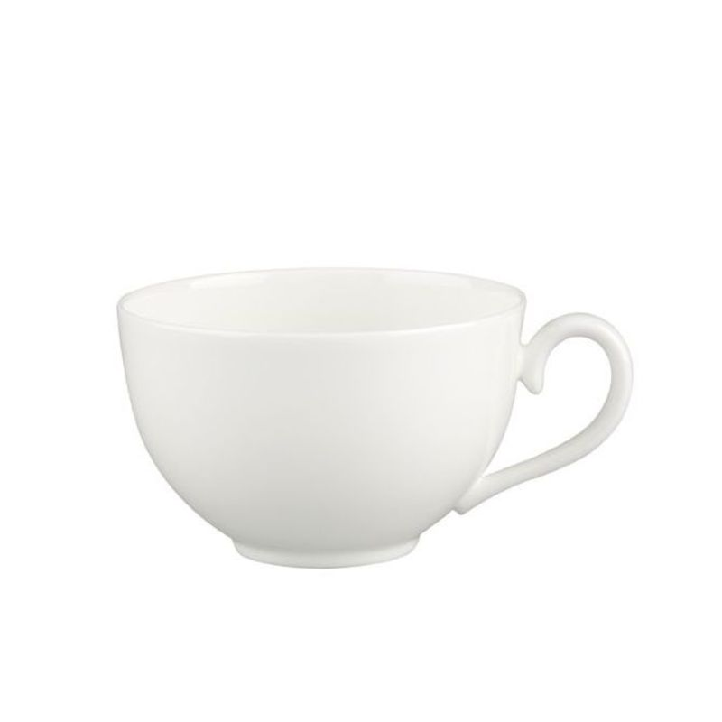Villeroy & Boch - White Pearl - filiżanka śniadaniowa - pojemność: 0,4 l
