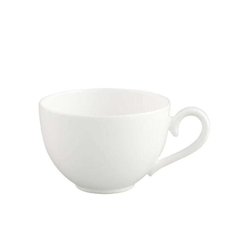 Villeroy & Boch - White Pearl - filiżanka do kawy lub herbaty - pojemność: 0,2 l