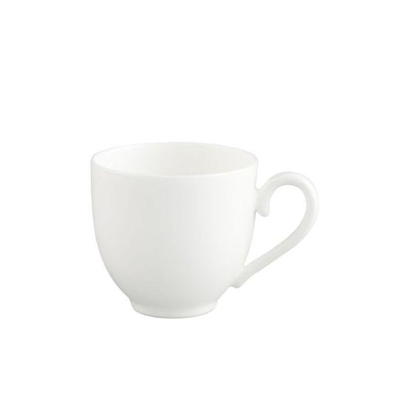 Villeroy & Boch - White Pearl - filiżanka do espresso - pojemność: 0,1 l