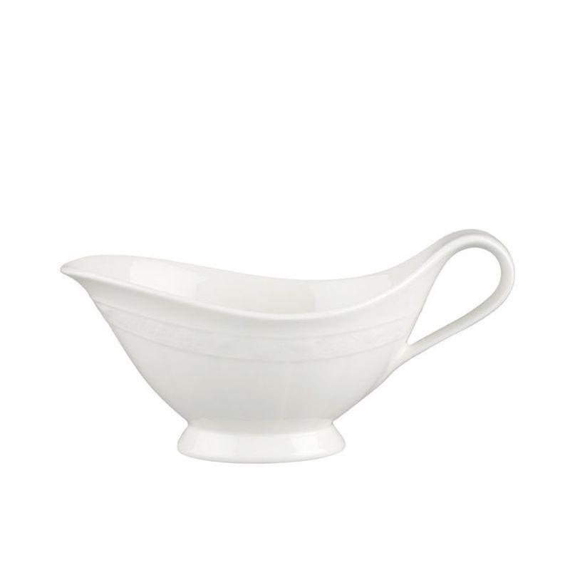 Villeroy & Boch - White Pearl - sosjerka - pojemność: 0,4 l