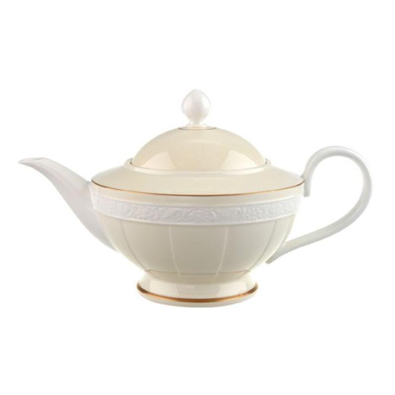 Villeroy & Boch - Ivoire - dzbanek do herbaty - pojemność: 1,4 l
