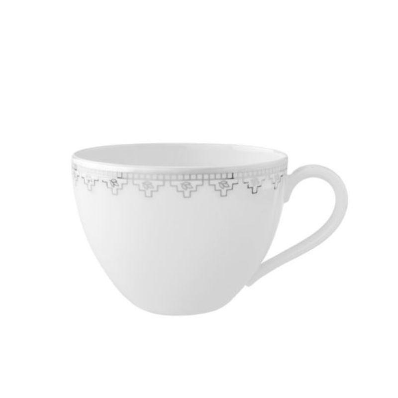 Villeroy & Boch - White Lace - filiżanka do kawy - pojemność: 0,2 l