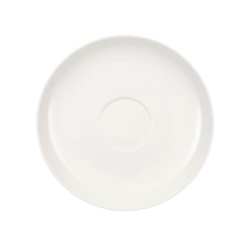 Villeroy & Boch - Anmut - spodek do bulionówki i filiżanki śniadaniowej - średnica: 17,5 cm