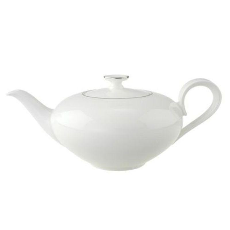 Villeroy & Boch - Anmut Platinum No.1 - dzbanek do herbaty - pojemność: 1,0 l