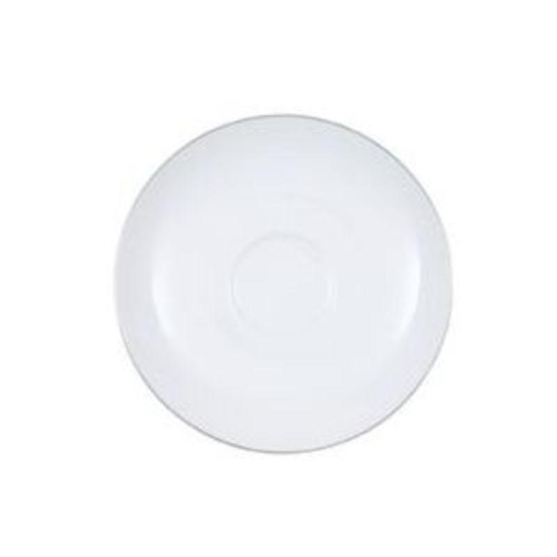 Villeroy & Boch - Anmut Platinum No.1 - spodek do filiżanki do herbaty - średnica: 15 cm