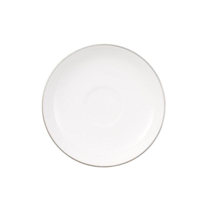 Villeroy & Boch - Anmut Platinum No.1 - spodek do filiżanki do espresso - średnica: 12 cm