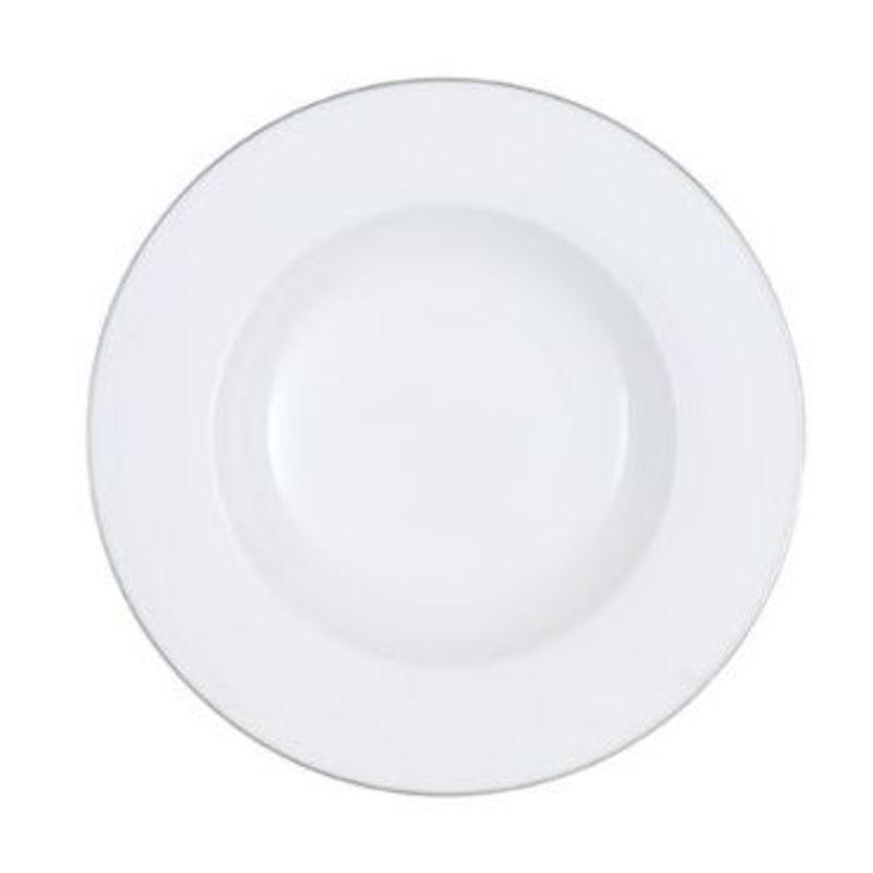 Villeroy & Boch - Anmut Platinum No.1 - talerz głęboki - średnica: 24 cm