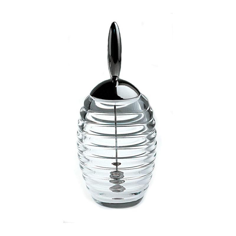 Alessi - słoiczek na miód - pojemność: 0,35 l