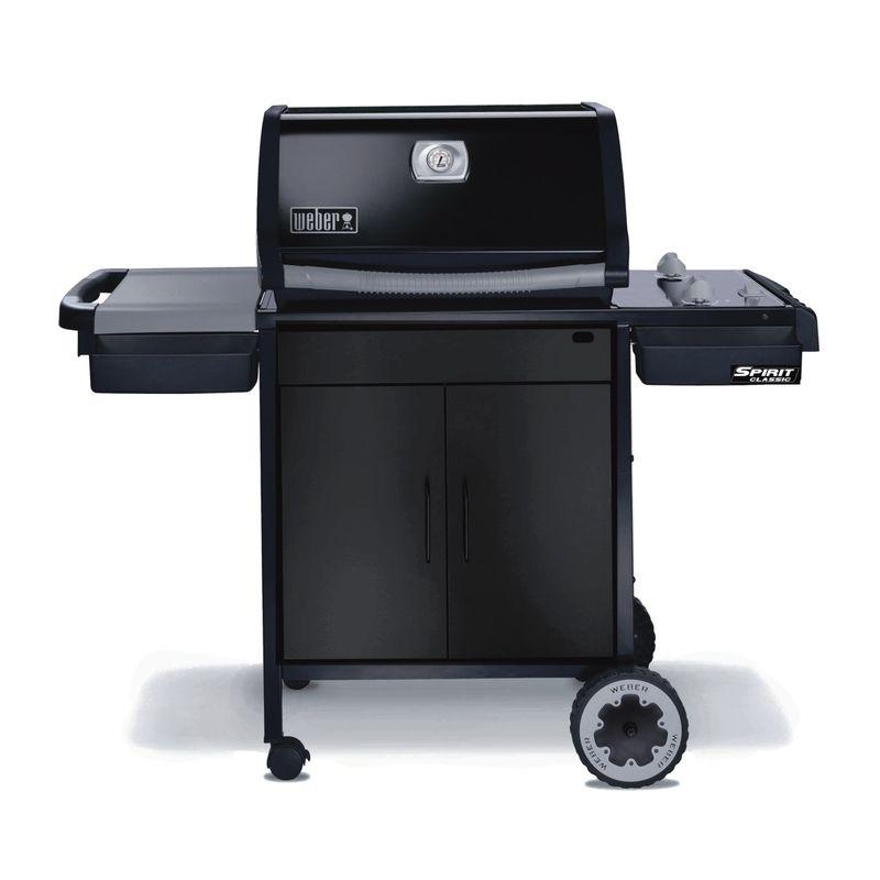 weber spirit e 210 classic grill gazowy. Black Bedroom Furniture Sets. Home Design Ideas