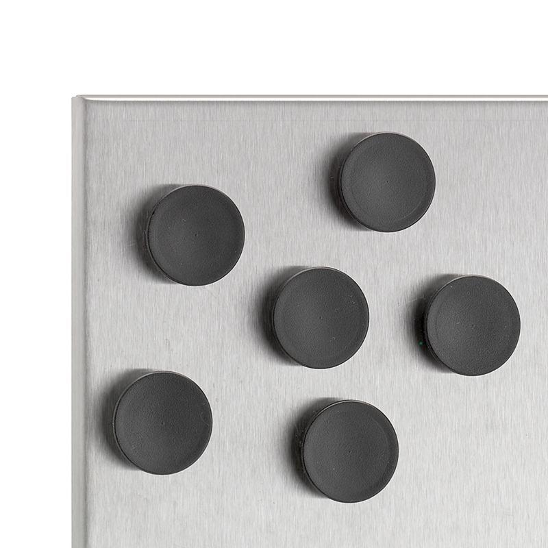 Blomus - Muro - zestaw 6 magnesów - średnica: 2,5 cm