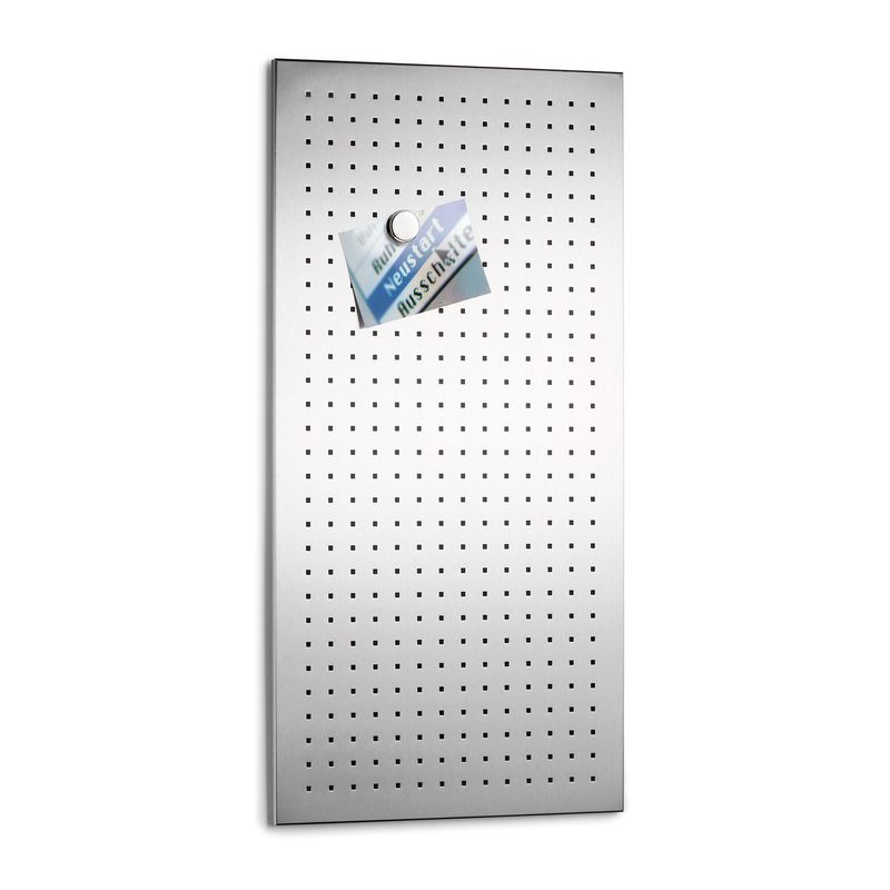 Blomus - Muro - tablica magnetyczna perforowana - wymiary: 40 x 80 cm