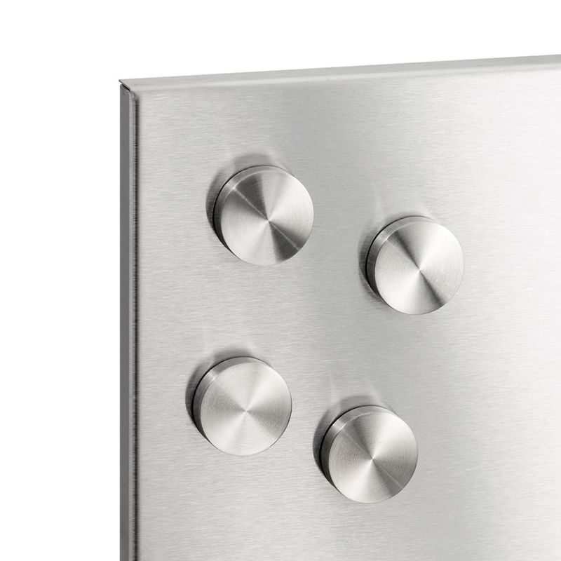 Blomus - Muro - zestaw 4 magnesów - średnica: 2,5 cm