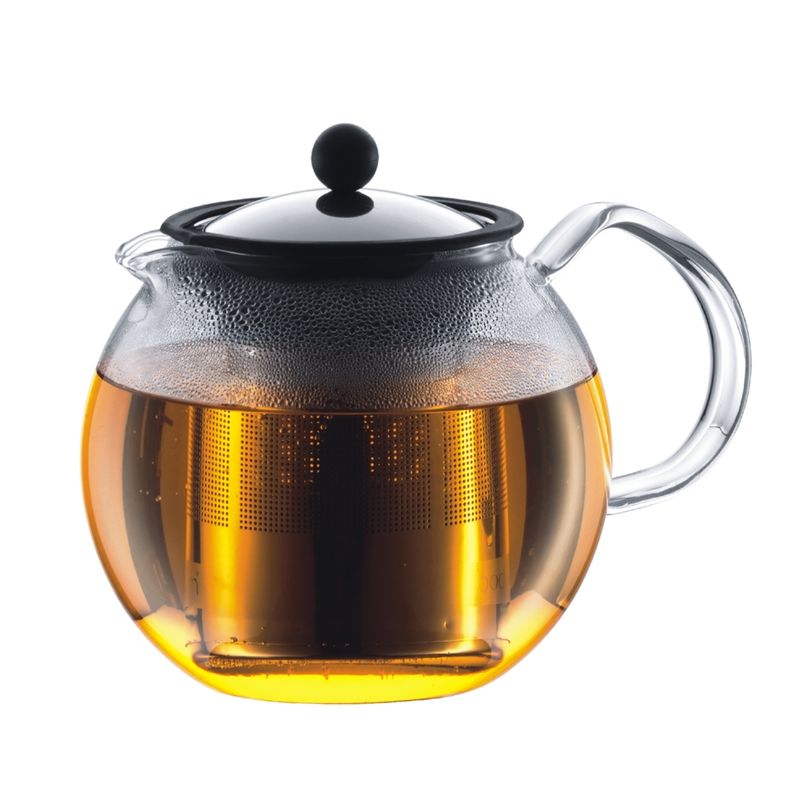 Bodum - Assam - tłokowy zaparzacz do herbaty - pojemność: 1,5 l