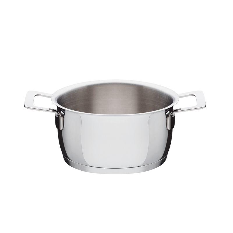 A di Alessi - Pots&Pans - średni garnek - średnica: 16 cm; pojemność: 1,6 l