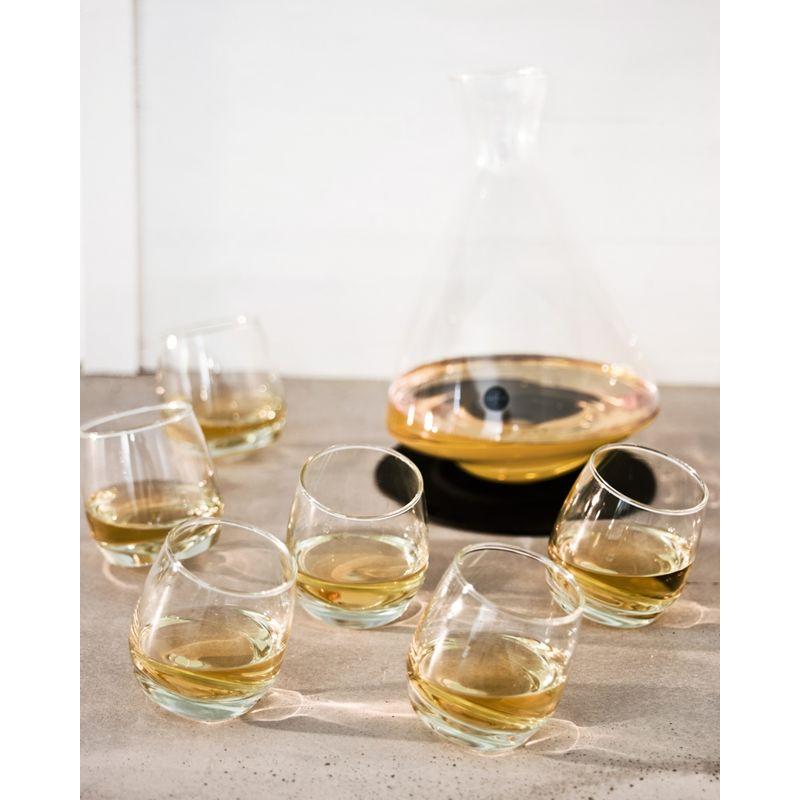 Fidepl Sagaform Bar Bujające Się Szklanki Do Whiskey