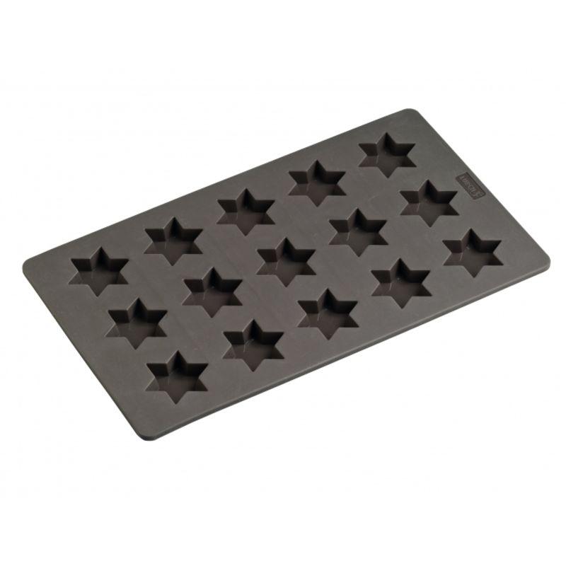Lurch - FlexiForm - forma na 15 ciasteczek - gwiazdki - wymiary: 30 x 17 cm