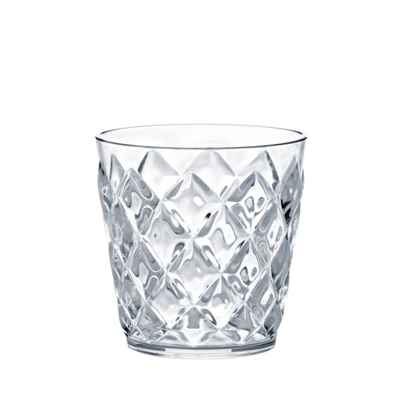 Koziol - Crystal S - szklanka - pojemność: 0,2 l