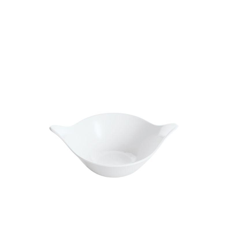 Koziol - Mini-Leaf - miseczka na dipy - wymiary: 6,9 x 10 cm