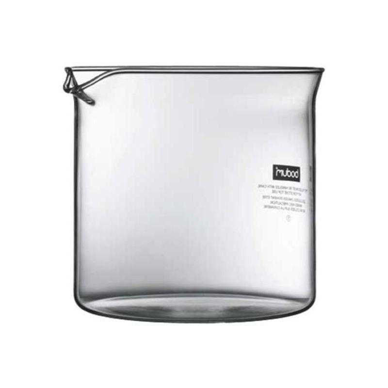 Bodum - zapasowe szkło do zaparzacza 1,0 l