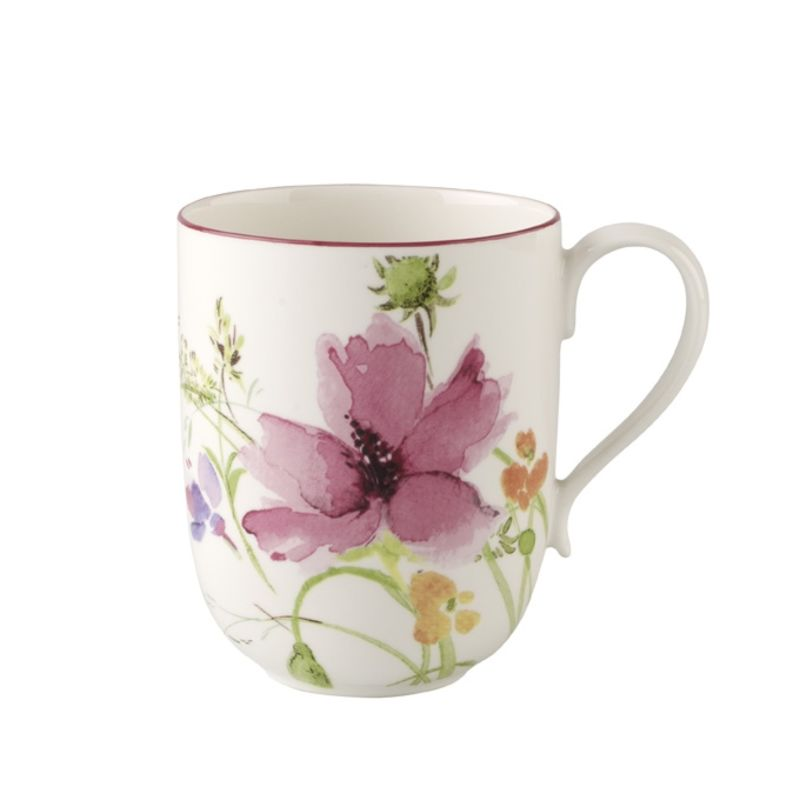 Villeroy & Boch - Mariefleur Basic - kubek do latte macchiato - pojemność: 0,48 l