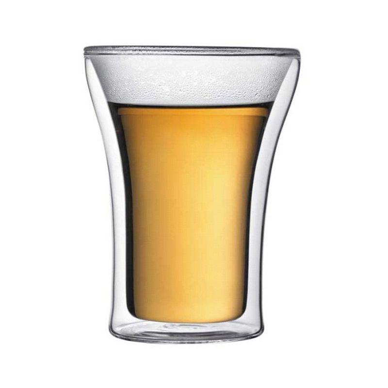 Bodum - Assam - 2 szklanki o podwójnych ściankach